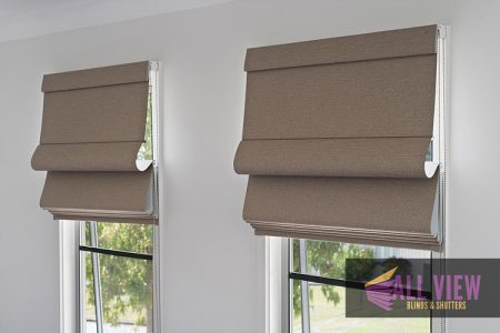 2. Roman Blinds Rockhampton & Sunshine Coast