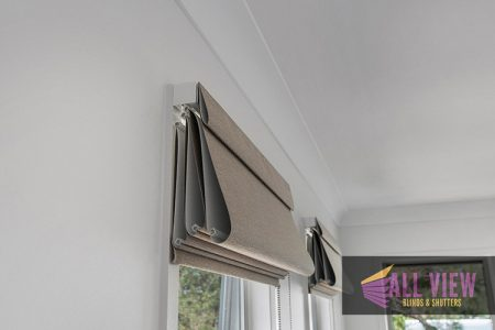 3. Roman Blinds Rockhampton & Sunshine Coast