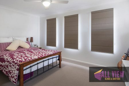 1. Roman Blinds Rockhampton & Sunshine Coast