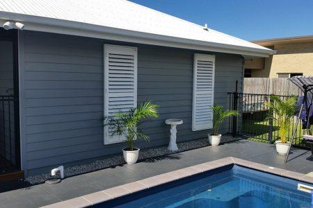 2. Weatherwell Aluminium Shutters Rockhampton & Sunshine Coast